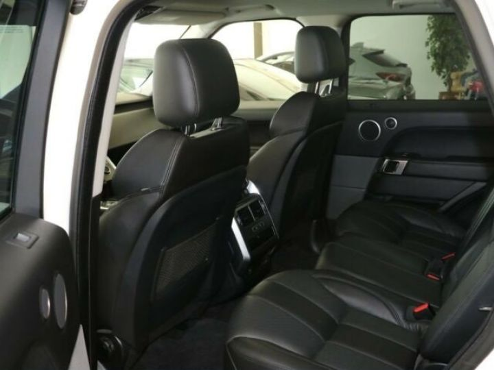 Land Rover Range Rover Sport 3.0i V6, 63448 Kms Blanc - 5