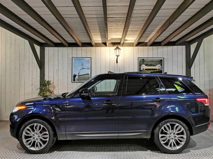 Land Rover Range Rover Sport 4.4 SDV8 340 CV HSE DYNAMIC BVA8 Bleu - 1