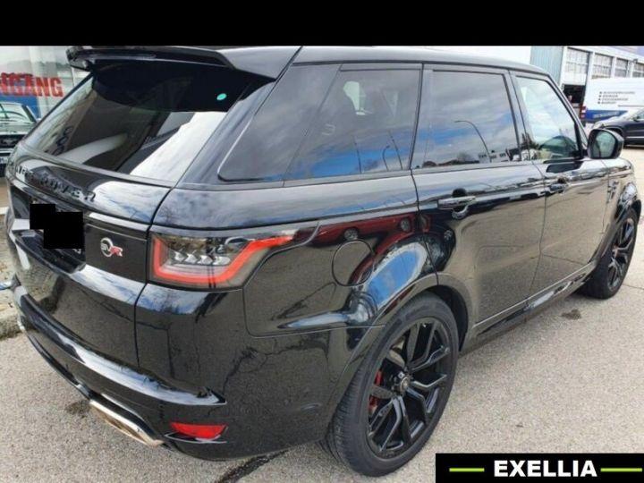 Land Rover Range Rover Sport 5.0 SUPERCHARGED SVR  NOIR  Occasion - 6