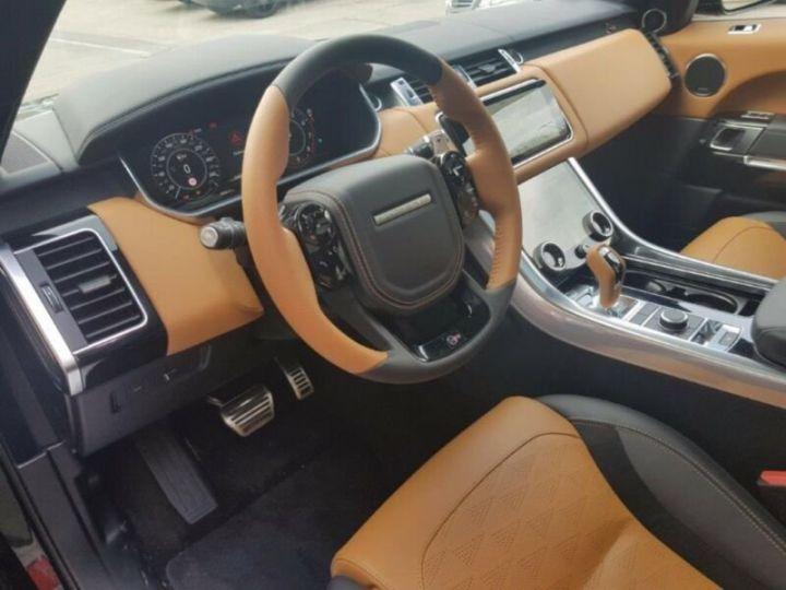 Land Rover Range Rover Sport 5.0 SUPERCHARGED SVR  NOIR  Occasion - 9