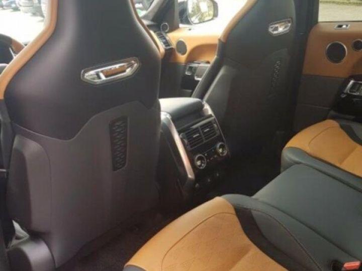 Land Rover Range Rover Sport 5.0 SUPERCHARGED SVR  NOIR  Occasion - 12