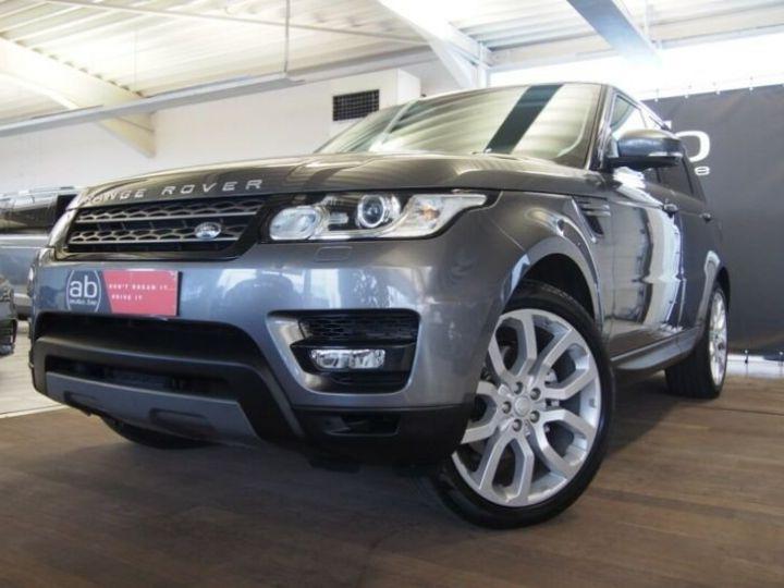 Land Rover Range Rover Sport hse gris - 1