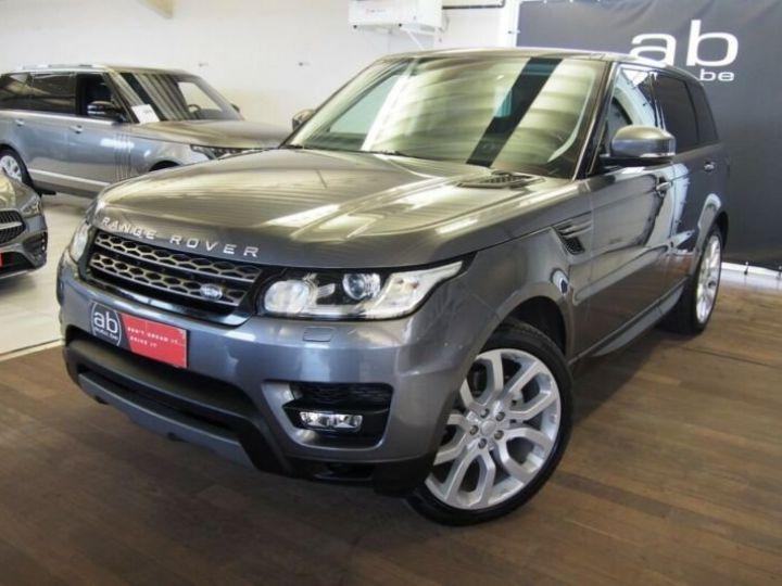 Land Rover Range Rover Sport hse gris - 2