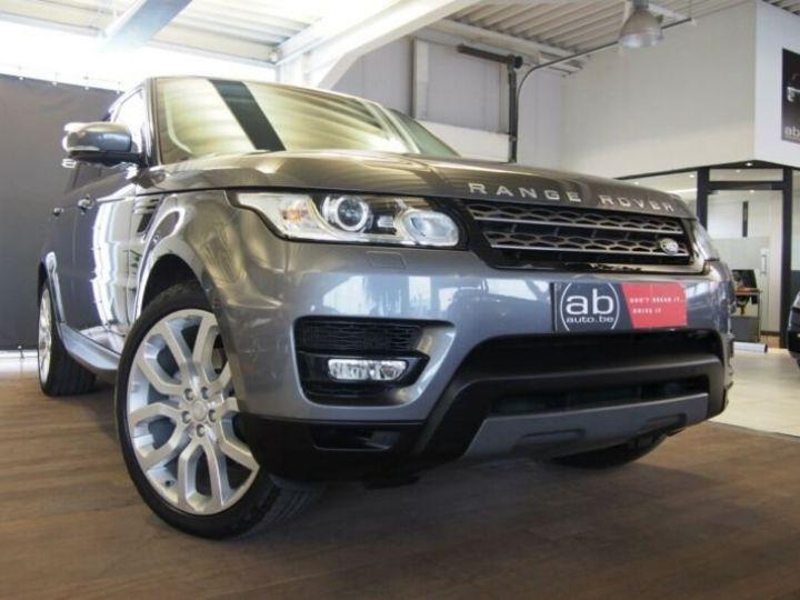 Land Rover Range Rover Sport hse gris - 3