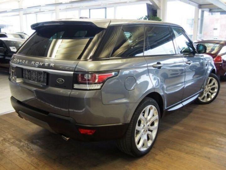 Land Rover Range Rover Sport hse gris - 4