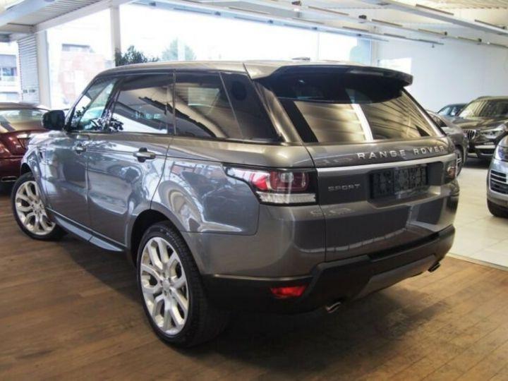 Land Rover Range Rover Sport hse gris - 5