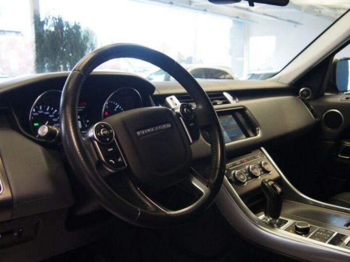 Land Rover Range Rover Sport hse gris - 6