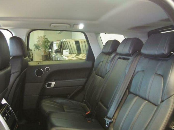 Land Rover Range Rover Sport hse gris - 13