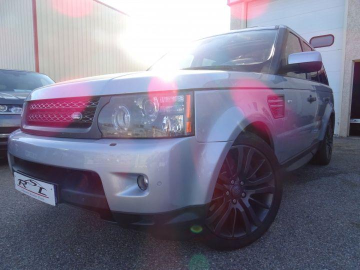 Land Rover Range Rover Sport HSE 3.0L 245PS BVA/TOE JTES 20  PDC + Caméra  Harman Kardon argent met - 1