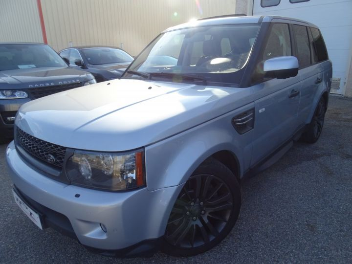 Land Rover Range Rover Sport HSE 3.0L 245PS BVA/TOE JTES 20  PDC + Caméra  Harman Kardon argent met - 2