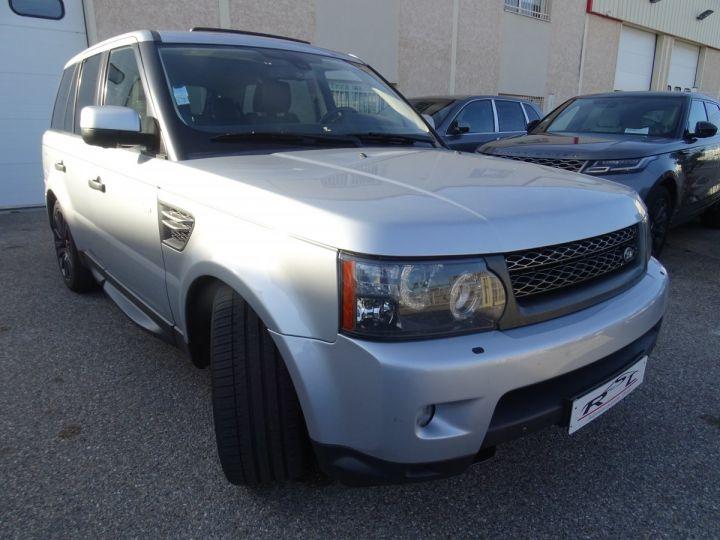 Land Rover Range Rover Sport HSE 3.0L 245PS BVA/TOE JTES 20  PDC + Caméra  Harman Kardon argent met - 4