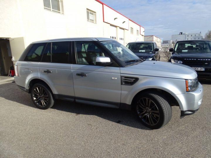 Land Rover Range Rover Sport HSE 3.0L 245PS BVA/TOE JTES 20  PDC + Caméra  Harman Kardon argent met - 5
