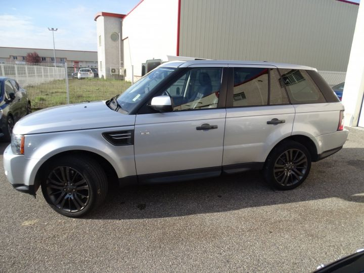 Land Rover Range Rover Sport HSE 3.0L 245PS BVA/TOE JTES 20  PDC + Caméra  Harman Kardon argent met - 6