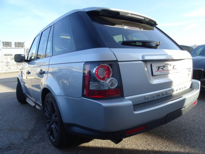 Land Rover Range Rover Sport HSE 3.0L 245PS BVA/TOE JTES 20  PDC + Caméra  Harman Kardon argent met - 7