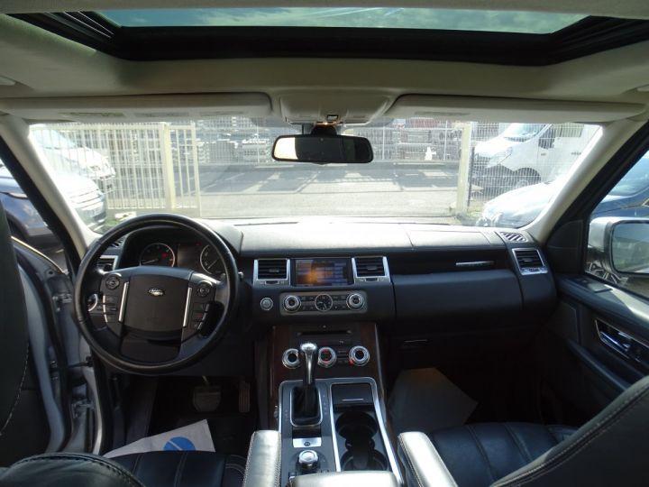 Land Rover Range Rover Sport HSE 3.0L 245PS BVA/TOE JTES 20  PDC + Caméra  Harman Kardon argent met - 14