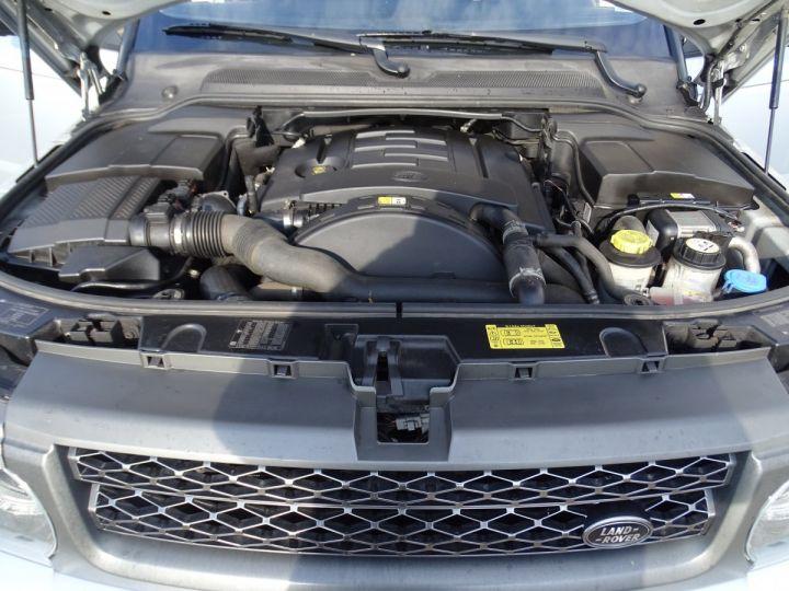 Land Rover Range Rover Sport HSE 3.0L 245PS BVA/TOE JTES 20  PDC + Caméra  Harman Kardon argent met - 19