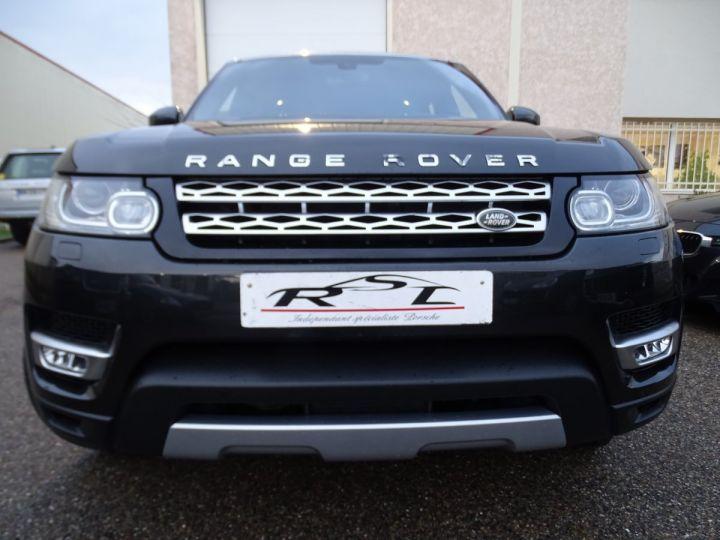 Land Rover Range Rover Sport HSE SDV6 /Jtes 22 Système son Meridian PDC + Camera Bi Xénon  gris anthracite métallisé - 2