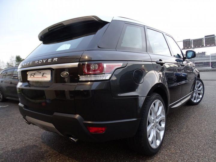Land Rover Range Rover Sport HSE SDV6 /Jtes 22 Système son Meridian PDC + Camera Bi Xénon  gris anthracite métallisé - 4