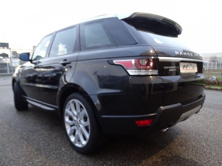 Land Rover Range Rover Sport HSE SDV6 /Jtes 22 Système son Meridian PDC + Camera Bi Xénon  gris anthracite métallisé - 6
