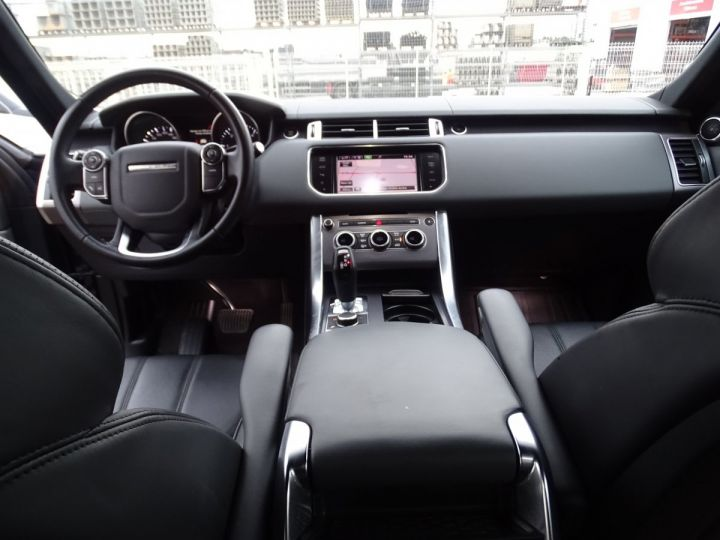 Land Rover Range Rover Sport HSE SDV6 /Jtes 22 Système son Meridian PDC + Camera Bi Xénon  gris anthracite métallisé - 9