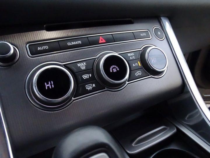 Land Rover Range Rover Sport HSE SDV6 /Jtes 22 Système son Meridian PDC + Camera Bi Xénon  gris anthracite métallisé - 10