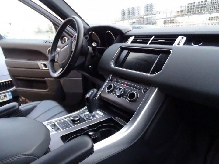 Land Rover Range Rover Sport HSE SDV6 /Jtes 22 Système son Meridian PDC + Camera Bi Xénon  gris anthracite métallisé - 12