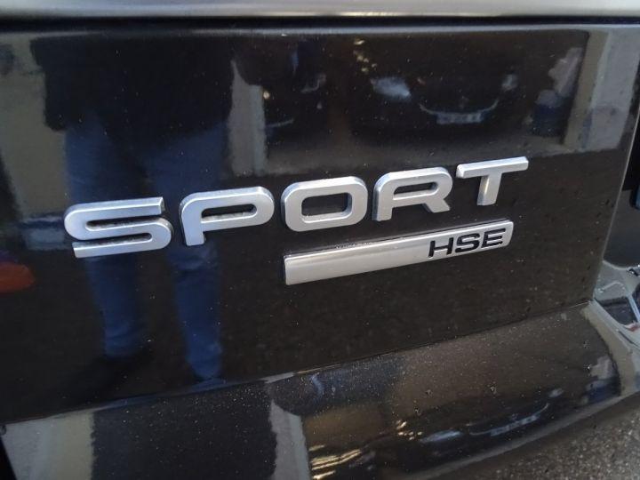 Land Rover Range Rover Sport HSE SDV6 /Jtes 22 Système son Meridian PDC + Camera Bi Xénon  gris anthracite métallisé - 13