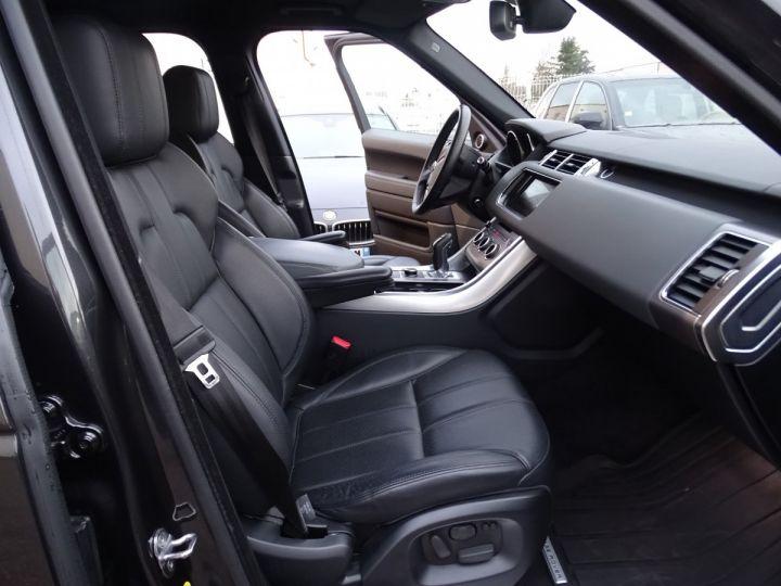 Land Rover Range Rover Sport HSE SDV6 /Jtes 22 Système son Meridian PDC + Camera Bi Xénon  gris anthracite métallisé - 18