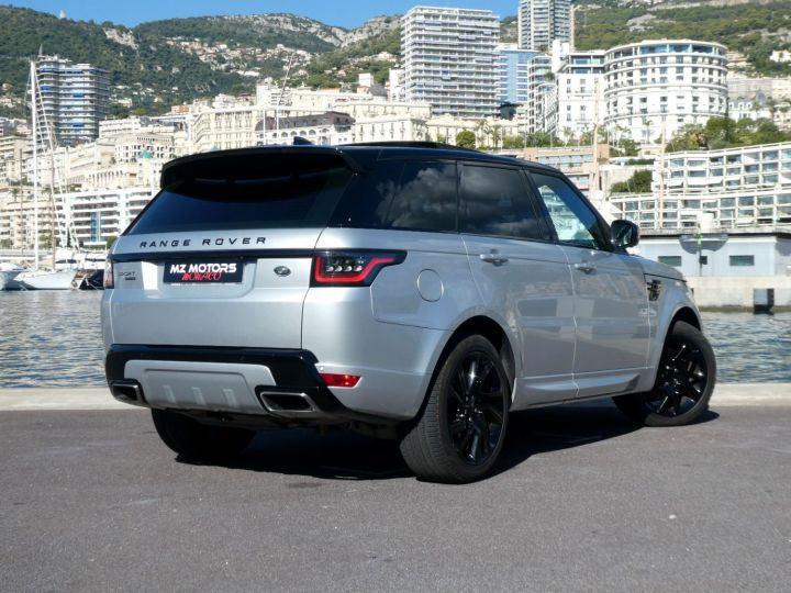 Land Rover Range Rover Sport II 2.0 P400E PHEV 404 HSE DYNAMIC AUTO Argent Rhodium Occasion - 11