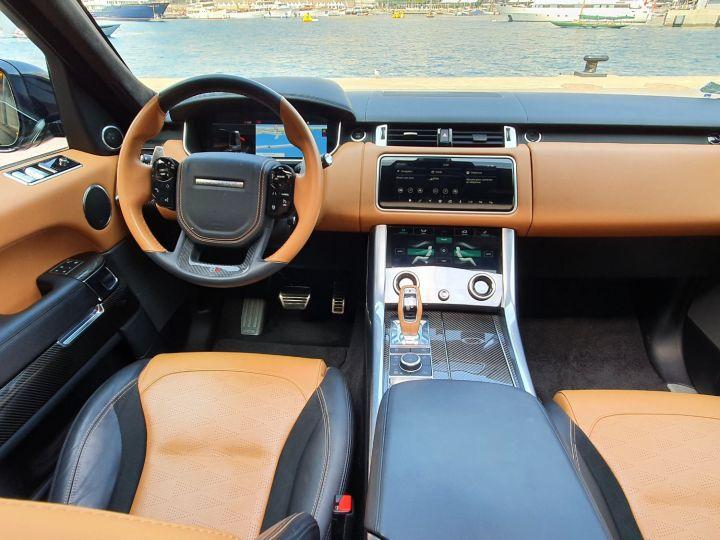 Land Rover Range Rover Sport II 5.0 V8 SVR 575 CV British Racing Green Métallisé Occasion - 21