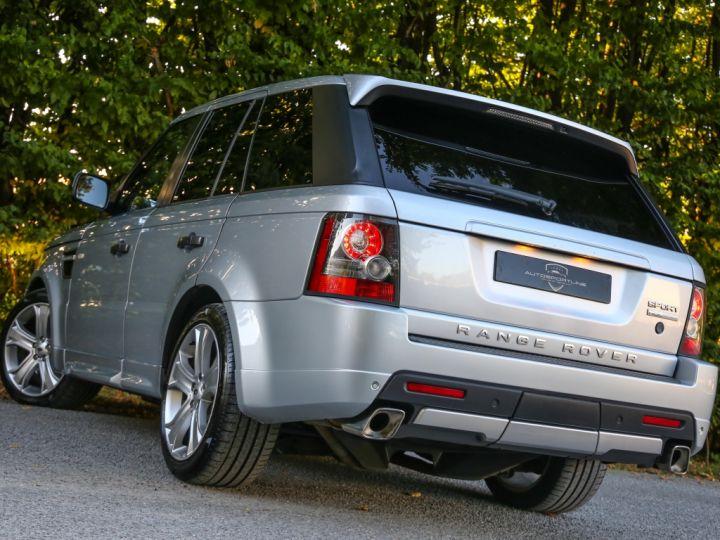 Land Rover Range Rover Sport Mark VI TDV6 3.0L HSE A GRIS - 6