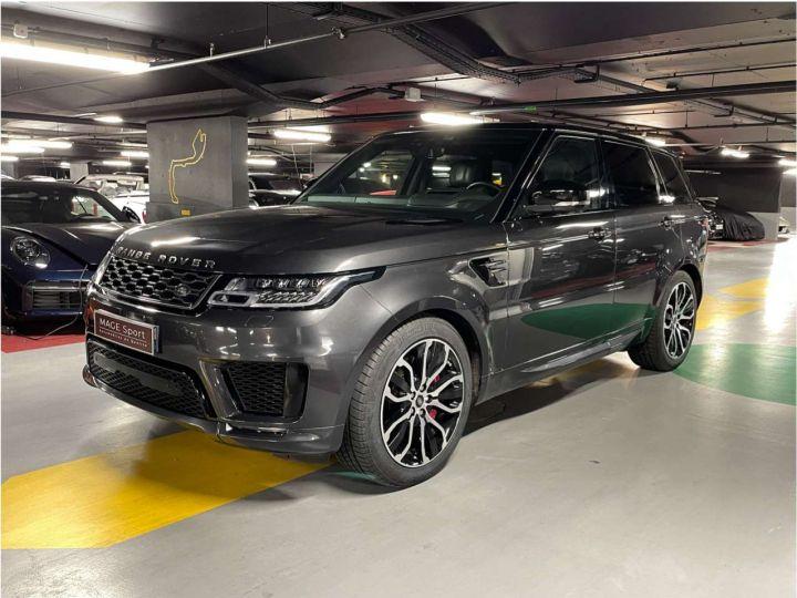 Land Rover Range Rover Sport Mark VII P400e PHEV 2.0L 404ch HSE Dynamic Gris Occasion - 1