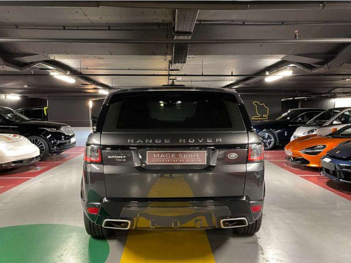 Land Rover Range Rover Sport Mark VII P400e PHEV 2.0L 404ch HSE Dynamic Gris Occasion - 2
