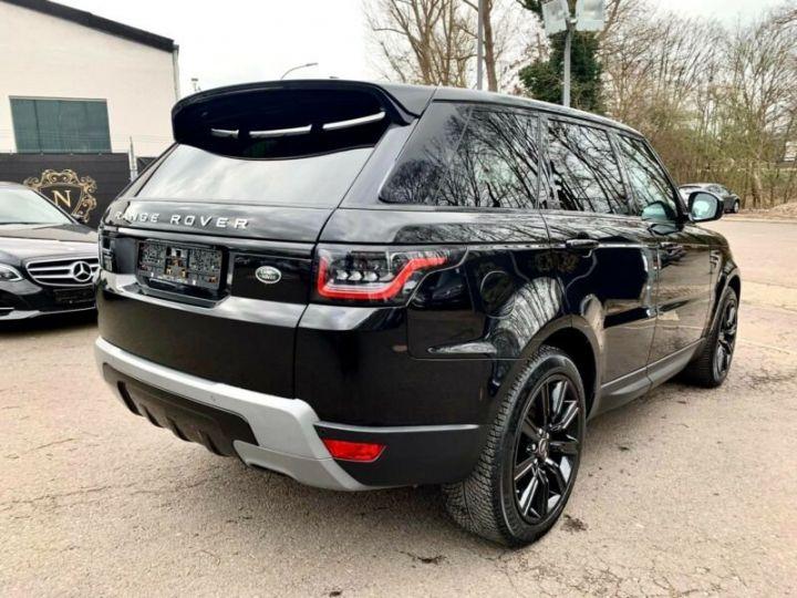 Land Rover Range Rover Sport Range Rover Sport Mark VI SD4 2.0L 15cv (240ch) Noir - 6