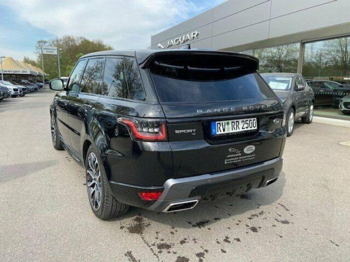 Land Rover Range Rover Sport Range Rover Sport Mark VIII P400e PHEV 2.0L 404ch HSE Dynamic 17CV  Noir - 5
