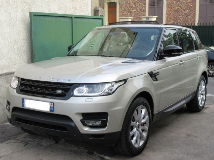 Land Rover Range Rover Sport SDV6 3.0 292CH HSE DYNAMIC GRIS SABLE Occasion - 1