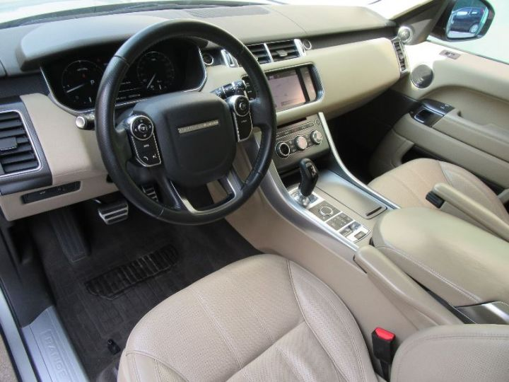 Land Rover Range Rover Sport SDV6 3.0 292CH HSE DYNAMIC GRIS SABLE Occasion - 2