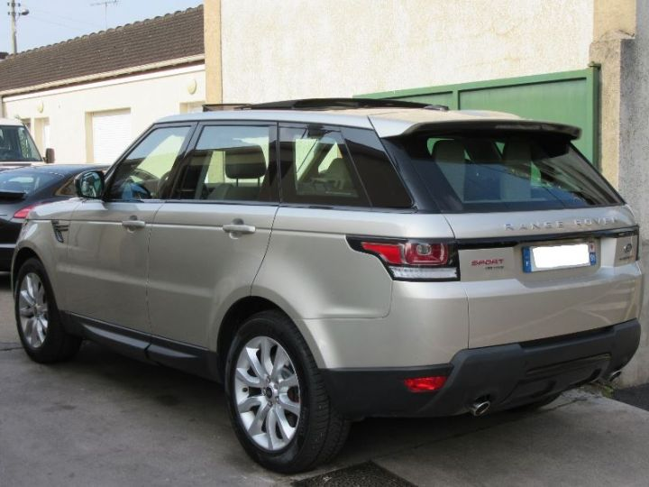 Land Rover Range Rover Sport SDV6 3.0 292CH HSE DYNAMIC GRIS SABLE Occasion - 3
