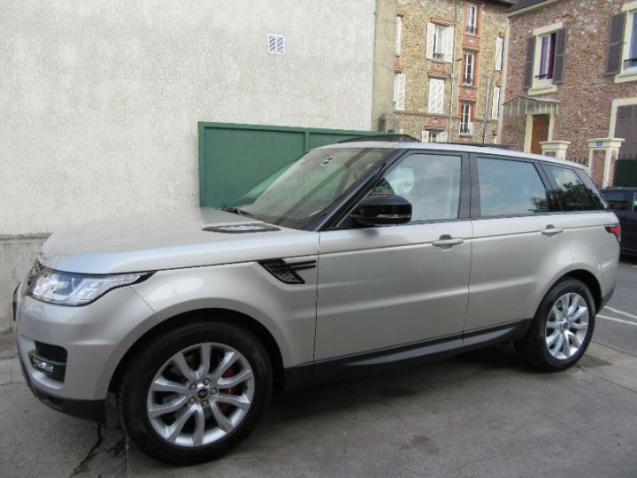Land Rover Range Rover Sport SDV6 3.0 292CH HSE DYNAMIC GRIS SABLE Occasion - 5