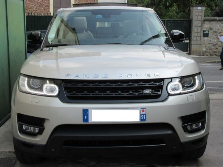 Land Rover Range Rover Sport SDV6 3.0 292CH HSE DYNAMIC GRIS SABLE Occasion - 6