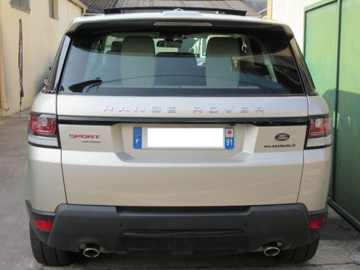 Land Rover Range Rover Sport SDV6 3.0 292CH HSE DYNAMIC GRIS SABLE Occasion - 7