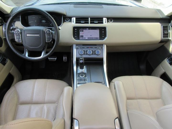 Land Rover Range Rover Sport SDV6 3.0 292CH HSE DYNAMIC GRIS SABLE Occasion - 8