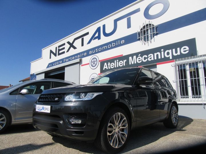 Land Rover Range Rover Sport SDV6 3.0 HSE DYNAMIC Gris Fonce Occasion - 1