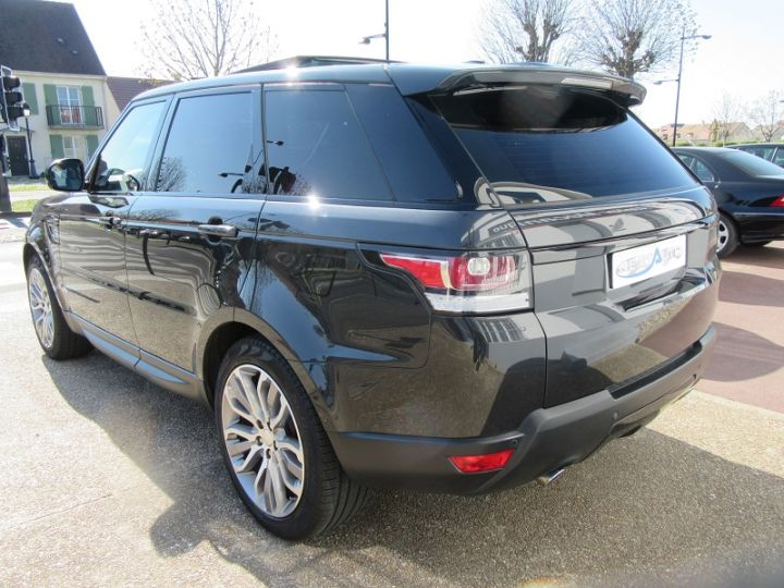 Land Rover Range Rover Sport SDV6 3.0 HSE DYNAMIC Gris Fonce Occasion - 3