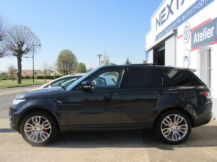Land Rover Range Rover Sport SDV6 3.0 HSE DYNAMIC Gris Fonce Occasion - 5