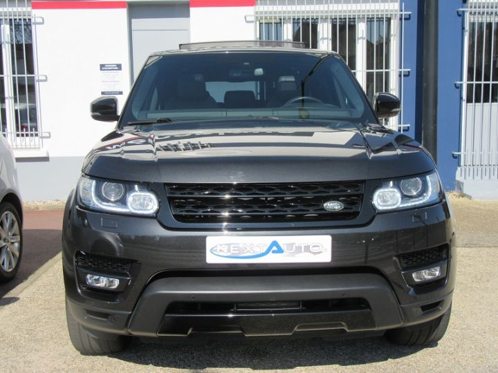 Land Rover Range Rover Sport SDV6 3.0 HSE DYNAMIC Gris Fonce Occasion - 6