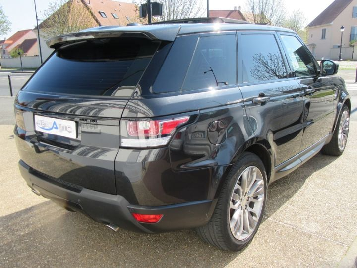 Land Rover Range Rover Sport SDV6 3.0 HSE DYNAMIC Gris Fonce Occasion - 13