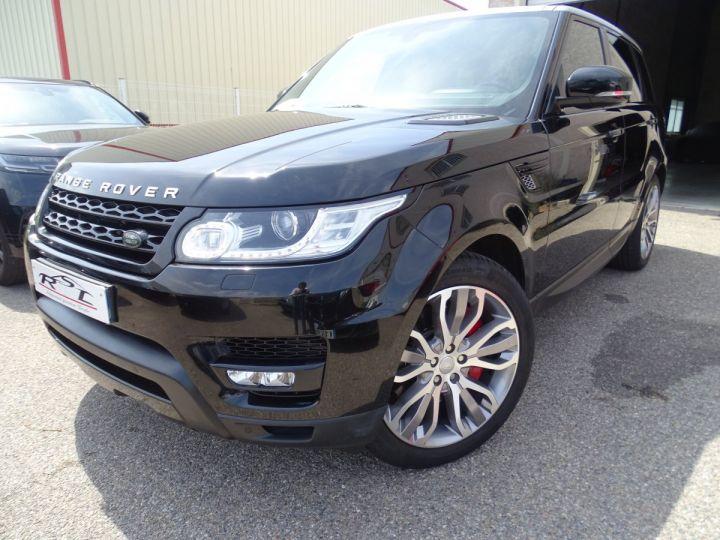 Land Rover Range Rover Sport SDV6 306PS BVA HSE DYNAMIC/ 7 Places jtes 21 TOE Camera LED noir metallisé - 2