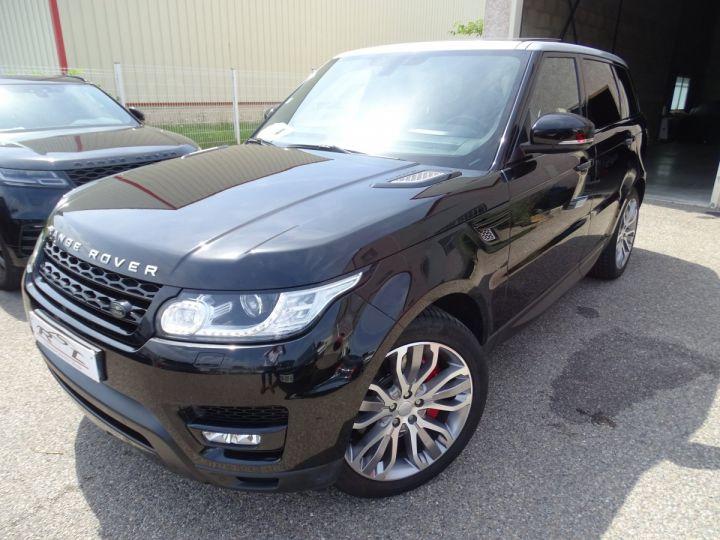 Land Rover Range Rover Sport SDV6 306PS BVA HSE DYNAMIC/ 7 Places jtes 21 TOE Camera LED noir metallisé - 3