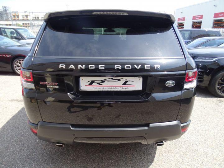 Land Rover Range Rover Sport SDV6 306PS BVA HSE DYNAMIC/ 7 Places jtes 21 TOE Camera LED noir metallisé - 7